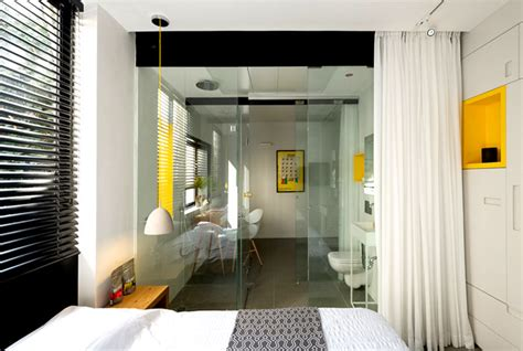 small apartment in tel aviv with functional design functional apartment space in tel aviv with cheerful