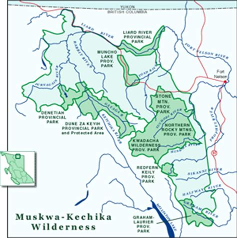 muskwa kechika management area