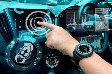 Connected Car Zeitschrift Auf Dem Weg Zum Smarten Auto Versicherungsmagazin De