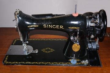 Singer Sewing Machines 15, 15K, 15N and derived variations