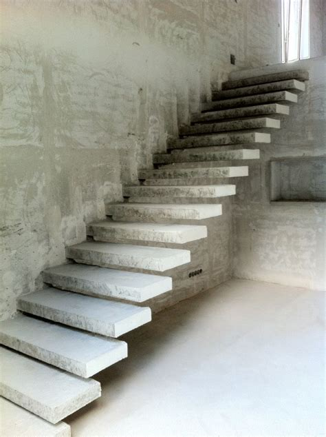 Concrete Stair Design Of Your 17 best images about stairs cantilever on kanagawa prefecture house and angeles