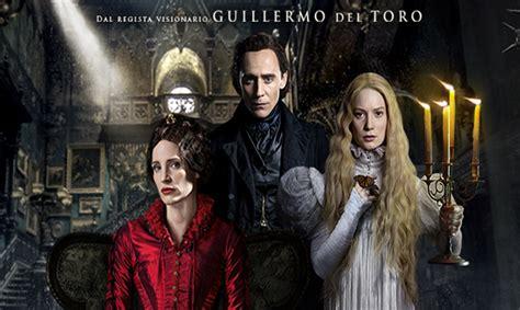 film fantasy uscita 2015 film in uscita al cinema ottobre 2015 crimson peak trama