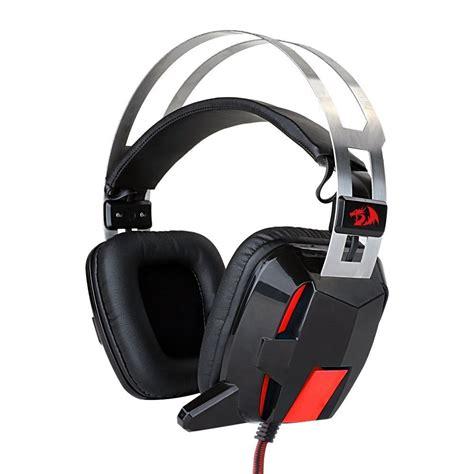 Headset Gaming Dragonwar redragon lagopasmutus h201 gaming headset