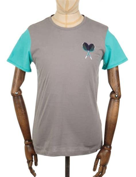 Bwgh Heka Grey Shirt Grey x bwgh graphic t shirt grey from
