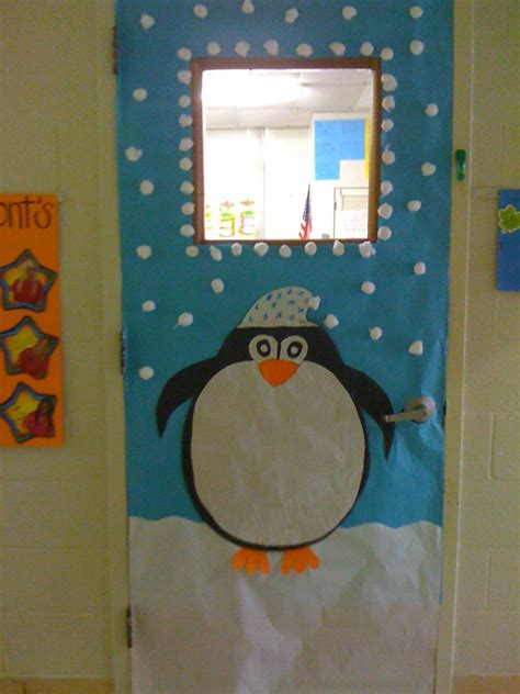 winter classroom door decorating ideas bulletin boards spot