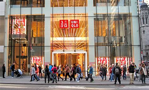 Uniqlo Launches Its E Commerce Site by Uniqlo Singapore The Japanese Fashion Retailer Launches