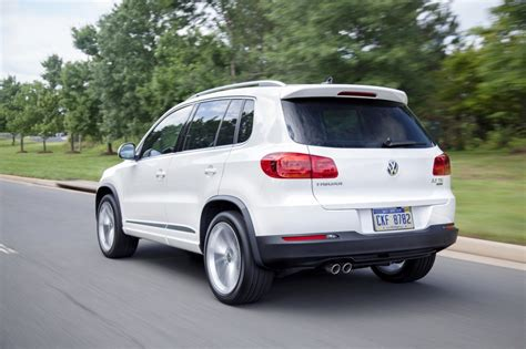 Volkswagen 2014 Tiguan by 2014 Volkswagen Tiguan Vw Pictures Photos Gallery