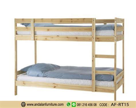 Daftar Ranjang Kayu Tingkat 15 tempat tidur anak tingkat kayu jati furniture jepara