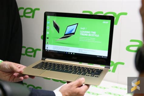 Hp Acer Di Malaysia acer s 7 is on its way to malaysia this november soyacincau