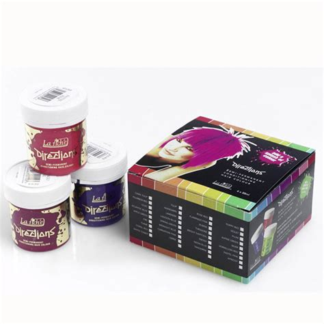 la riche directions colour hair dye 88ml tulip la riche directions hair colour glamore piercing