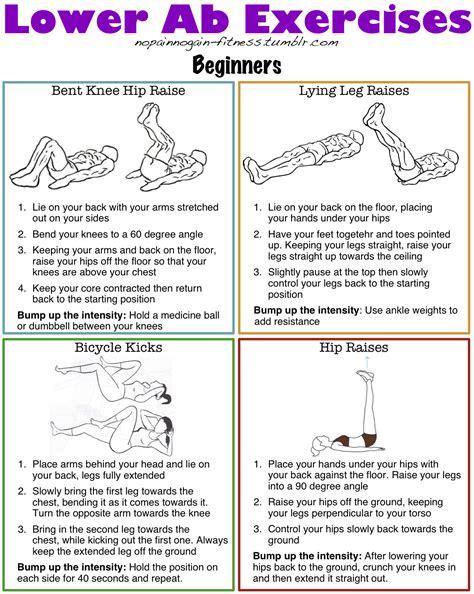 lower ab workouts 187 health and fitness