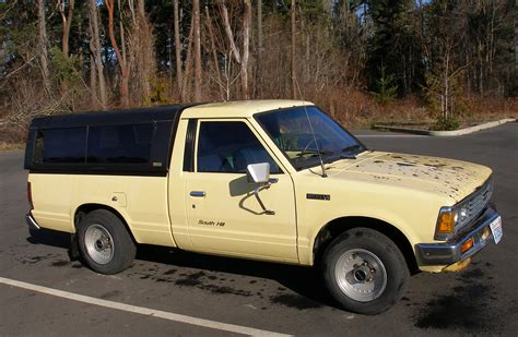 yellow nissan truck 100 datsun nissan truck 1974 datsun 620 pickup
