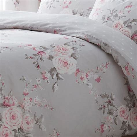 Catherine Set catherine lansfield home canterbury floral duvet cover set