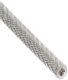 galvanized steel wire vinyl coated 7x7 strand core