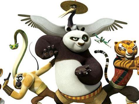 imagenes de kung fu panda y su papa kung fu panda la leyenda de po episodios series kung fu