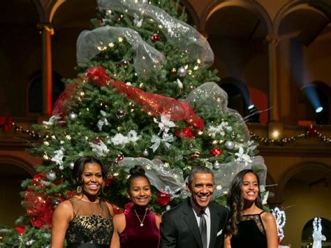 barack and michelle obama send christmas greetings breitbart