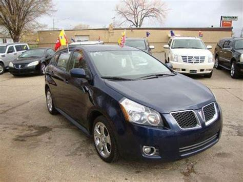 2010 pontiac vibe for sale 2010 pontiac vibe for sale michigan carsforsale