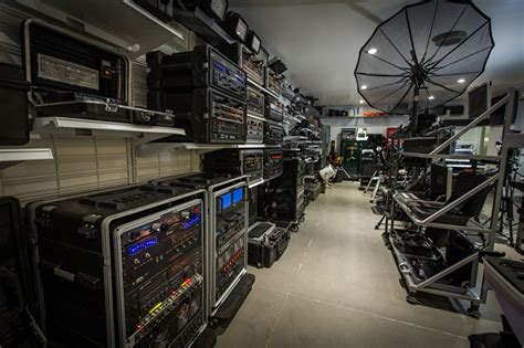 Technical Room by Hpr S New And Improved Gadget Rich High Tech Room