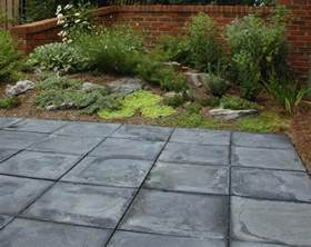 Concrete Patio Pavers Square Paver Patio Home Design Scrappy