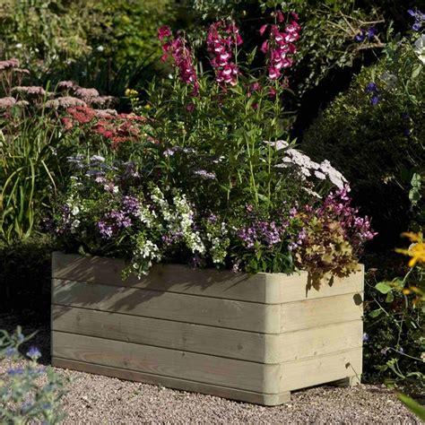 Rectangular Garden Planters by Rowlinson Marberry Rectangular Planter Garden