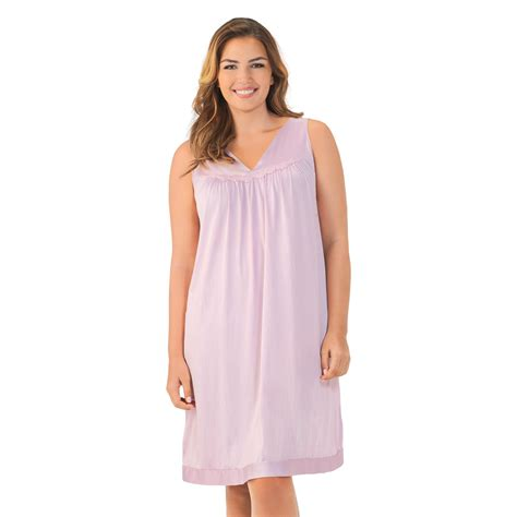 Vanity Fair Pajamas And Robes by Vanity Fair S Coloratura Sleepwear Sleeveless Gown Shop Your Way Shopping
