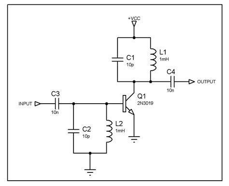 transistor frekuensi tinggi transistor penguat frekuensi tinggi 28 images penguat transistor m ikhsan f penguat