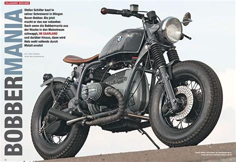 Motorrad Bmw 75 5 by Bmw R75 5 Umbau Motorr 228 Der Motorr 228 Der