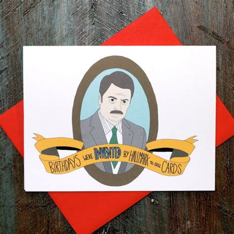 Swanson Birthday Quote Top 25 Ideas About I M Ron F Ing Swanson On Pinterest