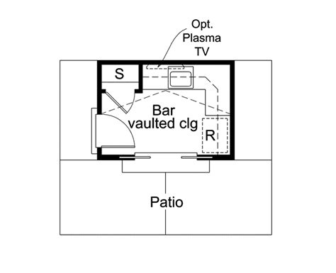 pool cabana floor plans sunshine point pool cabana plan 009d 7529 house plans and more