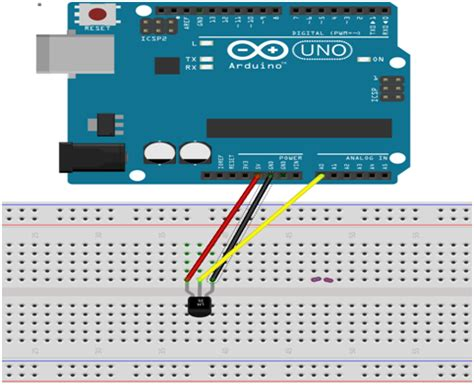 tutorial lengkap interfacing sensor suhu lm35 dengan arduino narin laboratory
