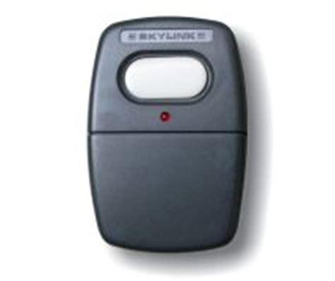 Skylink Garage Door Opener Skylink 100pa 100p Pulsar Allister Or All Garage Door Remote