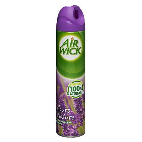 air freshener air wick air freshener purple lavender 240ml at wilko