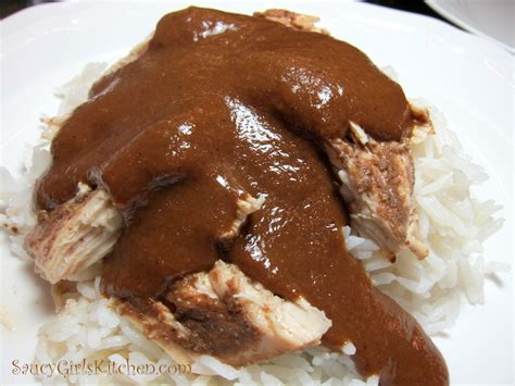 mole sauce recipe dishmaps