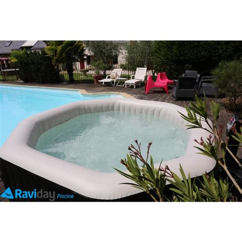 piscine autoportée intex 1099 spa gonflable intex spa jets et bulles 6 places