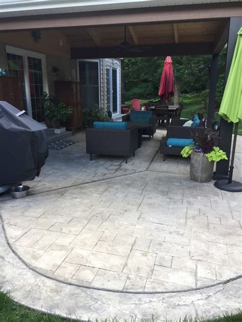 chesterfield missouri sted concrete patio