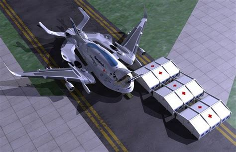 awwa va gigabay cargo airplane by oscar vi 241 als air cargo visions airplane aircraft en
