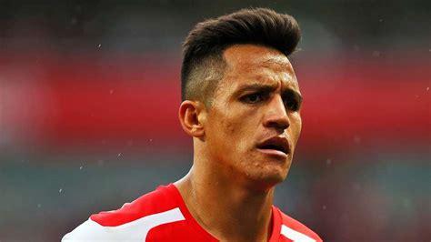 Alexis Sanchez Haircut 2017 | alexis sanchez goal com