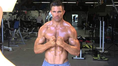 muscle and fitness male fitness modeling muscle fitness photo shoot youtube