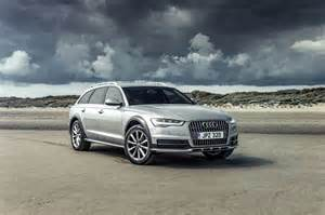A6 Audi Allroad New Audi A6 Allroad Officially Unveiled