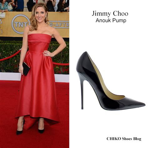 Shasha Heels carpet shoes 2014 sag awards chiko shoes