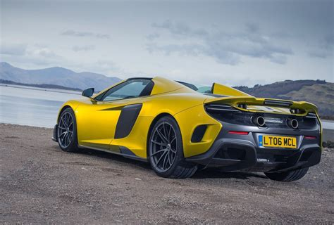 mclaren supercar 2017 2017 mclaren 675lt spider review