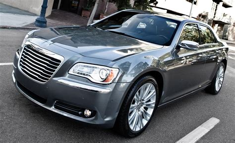 2011 Chrysler 300c by Car And Driver