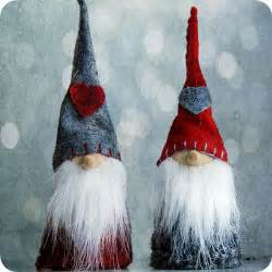 the first christmas gnomes arrived the christmas season