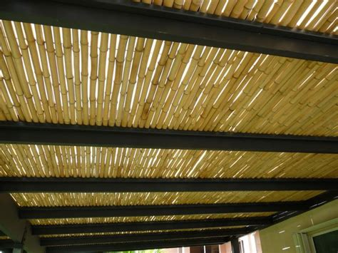 Bamboo Ceiling Cover 25 best ideas about bamboo roof on bamboo