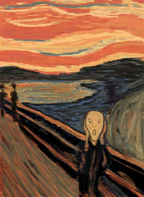 edvard munch adobe releases digital brushes modeled on edvard munch s