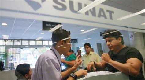 inscripcion ruc para ong sunat sunat reduce requisitos para facilitar que contribuyentes