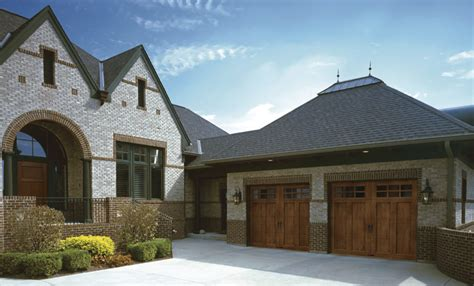 choosing the garage door color a all style