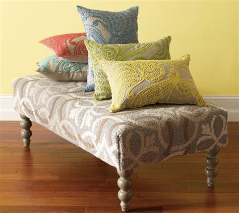 Mod Pillows by Mod Paisley Pillows Farmhouse And Cottage