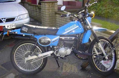 Suzuki Er 1982 Suzuki Ts50er Classic Motorcycle Pictures