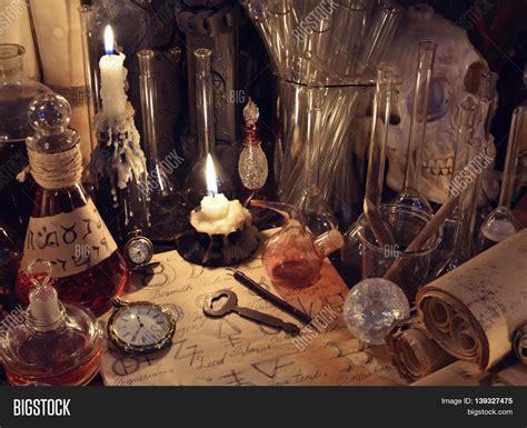 Still Has Magical by Still Vintage Bottles Key Image Photo Bigstock